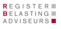 Register Belastingadviseurs
